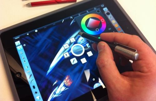 Как сделать из обычного планшет графический 160