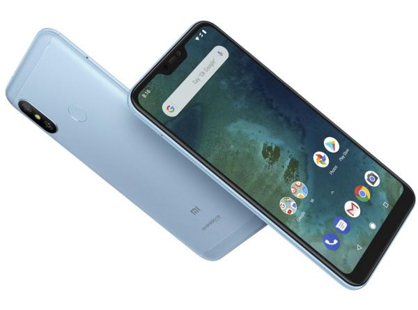 6cd309d4de57f А еще, поскольку Mi A2 Lite входит в программу Android One, на нем  установлен чистый Android, а не фирменная прошивка MIUI от Xiaomi.